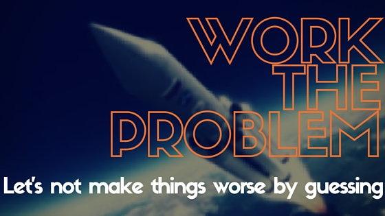 WORK THE PROBLEM (3)