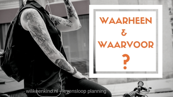 levensloop planning, prive carriere, kinderwens