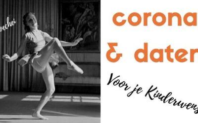 Corona & daten voor je kinderwens